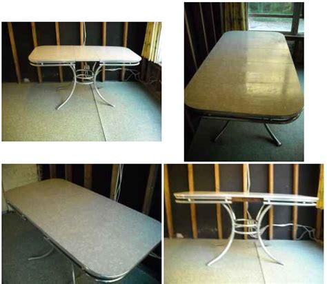 listed district 300 obo 1940s kitchen table