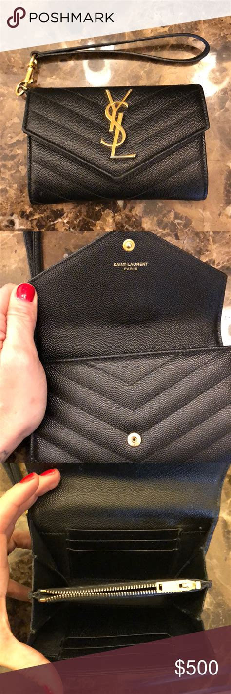 ysl saint laurent wristlet wallet mini purse mini purse wristlet wallet purses