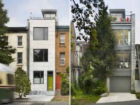 Townhouse Designs Pictures by Architecture Modern Townhouse Design Exterior House