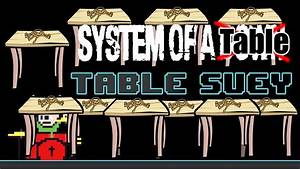 System Of A Table