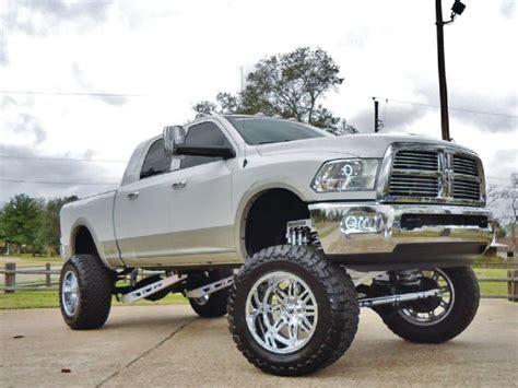 2011 Ram 2500   Big Dreams   8 Lug Diesel Truck Magazine