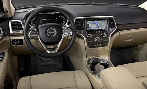 srt jeep 2016 interior new 2016 jeep grand cherokee changes review general auto