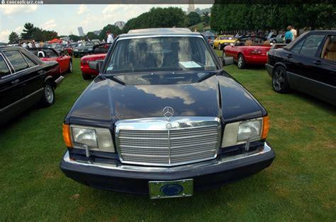 1989 Mercedesbenz 560 Series Image Photo 7 Of 9