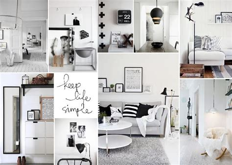 Interior Design Ideas // Grey Walls + Scandinavian Style
