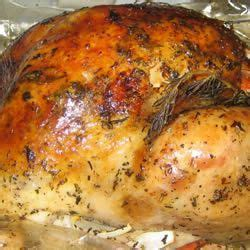 rosemary roasted turkey recipe   kitchen