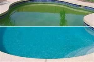 Eau De Piscine Trouble Apres Chlore Choc : comment rattraper l eau d une piscine verte ~ Dailycaller-alerts.com Idées de Décoration