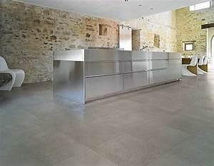 Industrieboden Im Wohnbereich : industrial fliesen in zementoptik floor gres florim ~ Michelbontemps.com Haus und Dekorationen