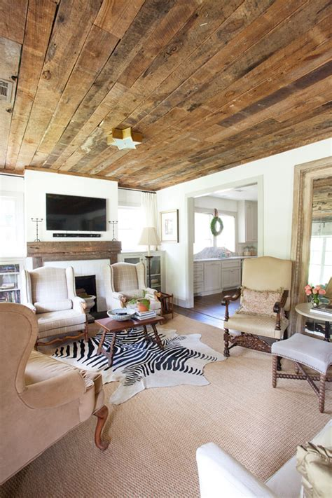 rustic traditional living room cloverdale house renovation living room playroom Rustic Traditional Living Room