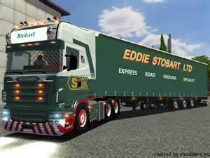 mercedes r500 problems eddie stobart trucks trailers modders eu mods for