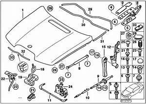 Original Parts For E65 740i N62n Sedan    Bodywork   Engine