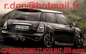 Mini Cooper Noir : covering mini cooper mini cooper noir mat ~ Gottalentnigeria.com Avis de Voitures