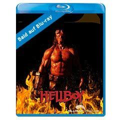 Hellboy Bluray  Hellboy (2019) Bluray Filmdetails