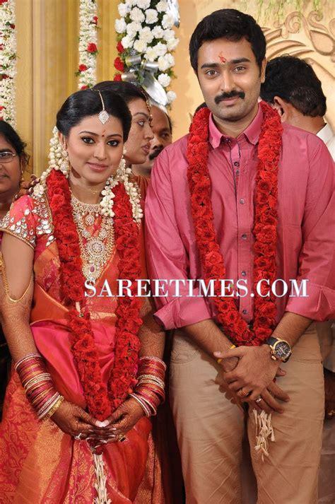 actress sneha wedding  sareetimes