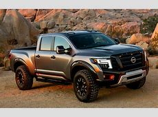 Nissan Titan Warrior Concept 2016 Wallpapers and HD