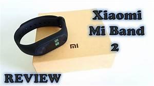 Xiaomi Mi Band 2 REVIEW In English FunnyDogTV
