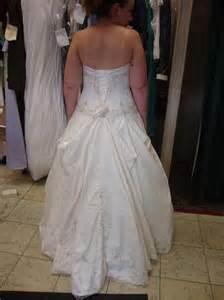 wedding dress bustle types let s see those bustles weddingbee