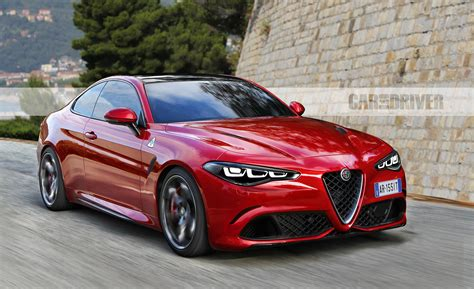 everything we know about alfa romeo s 600 plus hp gtv coupe news car and driver