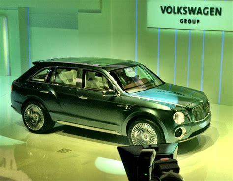 Bentley Exp 9 F  Het Langverwachte Suvconcept Autoblognl