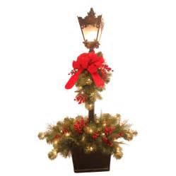 christmas decoration l post holliday decorations