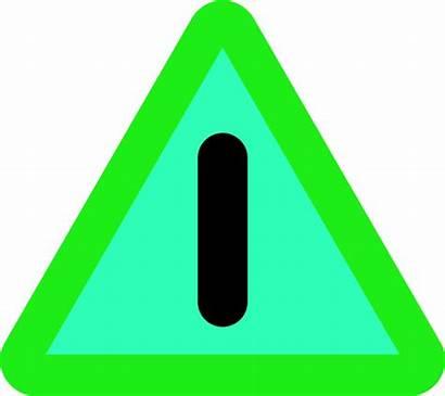 Danger Sign Caution Clipart Warning Clip Hazard