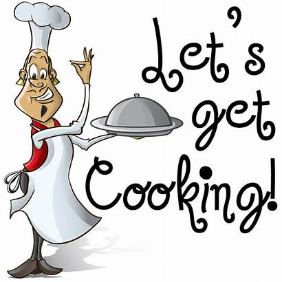 Cooking Chef Clipart Class Let Every Library