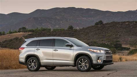 2019 Toyota Highlander Exterior Photo  Best Car Rumors News
