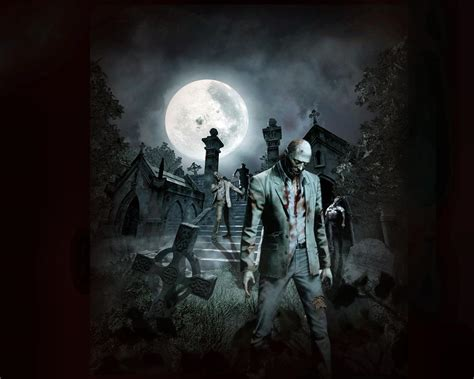 Cool Zombie Wallpapers