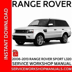 Range Rover Sport L320 Tdv6