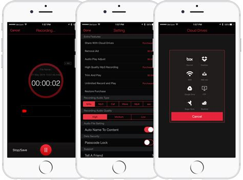 voice recorder iphone best voice recording apps for iphone and