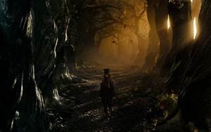 Forest alice in wonderland mad hatter wallpaper ...