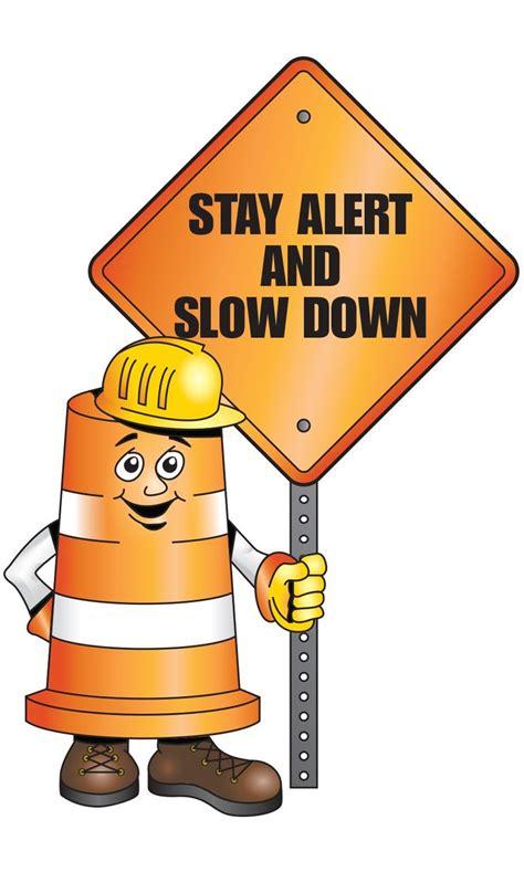 work zone safety mascot bernie  barrel man