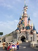 Disneyland Paris, Chessy, France - Fortunate moment: great ...