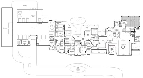 Ultimate Mega Mansion Floor Plans  Votes, 200 Avg