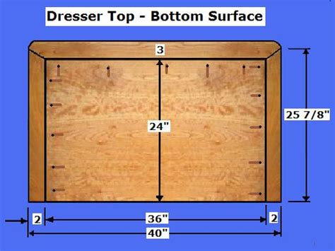 make your own blueprints free plans to make your own dresser plans diy free