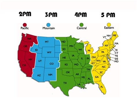 printable time zone map clipart clipart