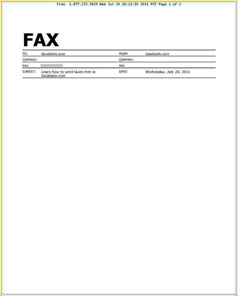 sample fax cover sheet teknoswitch