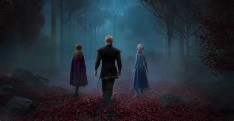frozen   trailer poster  stills give