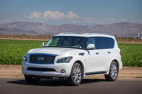 Infiniti Qx80 Wallpapers by 2014 Infiniti Qx80 Pictures Photos Wallpapers Top Speed