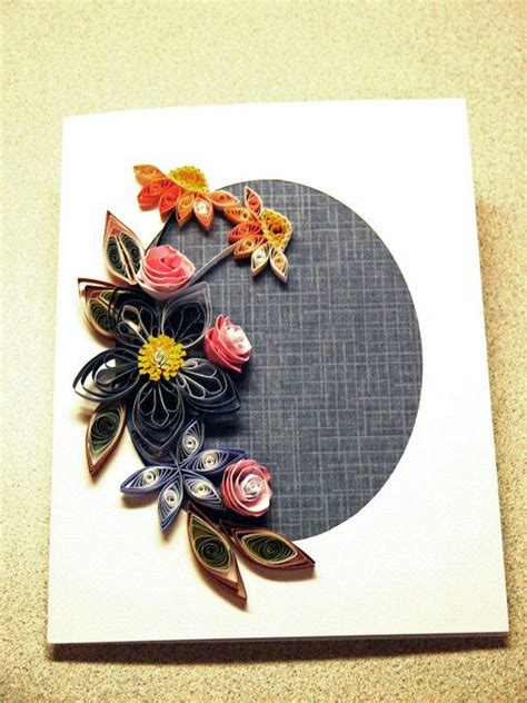 quilling quilling designs card art watercolor paper