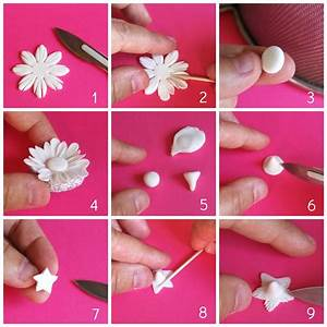 Collection Of Tutorials  How To Make Sugarpaste Or Fondant