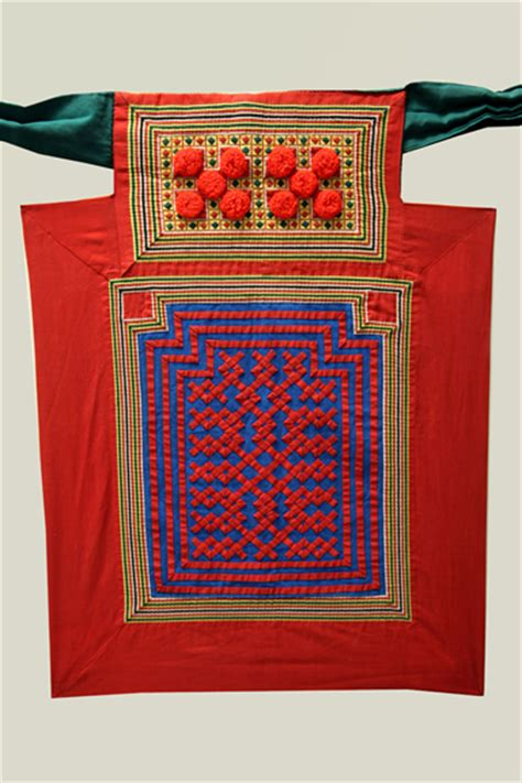 hmong embroidery applique