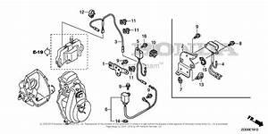 Honda Engines Gx100rt Krga Engine  Tha  Vin  Gccct