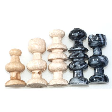 marble pieces 13 5 x13 5 hand carved marble and stone chess set ebay