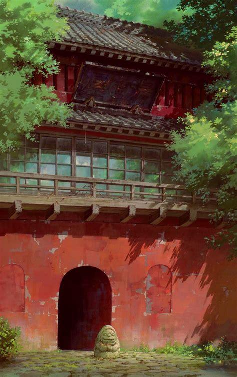 spirited  background wallpapertag