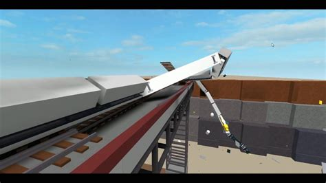 Roblox Train Crashes