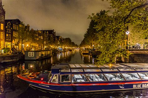 Dinner On A Boat Cruise by 6 Best Boat Tours To Take In Amsterdam Ihg Travel
