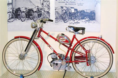The First Ducati Motorcycle