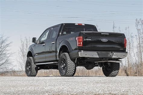 6-inch Suspension Lift Kit For 2015-2019 Ford F-150 Pickup