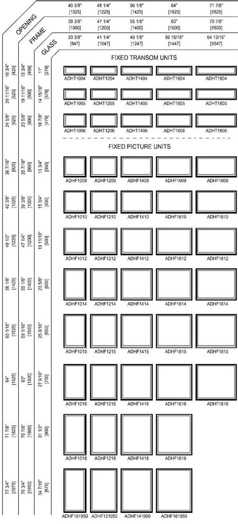 Windows & Door Sizes & Shapes | Golden Windows