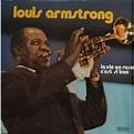 La vie en rose - c'est si bon by Louis Armstrong, LP with ...